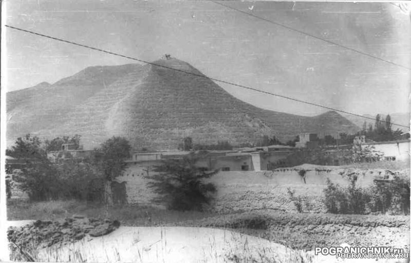 КСАПО, 68 ПО (Тахта-Базар), ММГ Калайи-Нау, вид на город