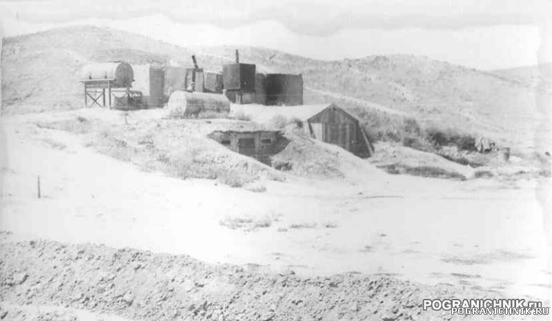 КСАПО, 68 ПО (Тахта-Базар), ММГ Калайи-Нау, Баня