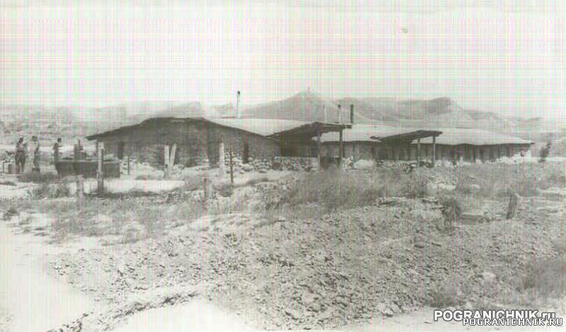 КСАПО, 68 ПО (Тахта-Базар), ММГ Калайи-Нау, Столовая