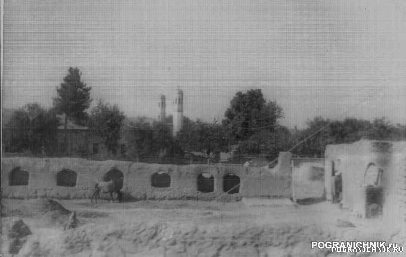 КСАПО 68 ПО ММГ Калайи-Нау, мечеть Калайи-Нау