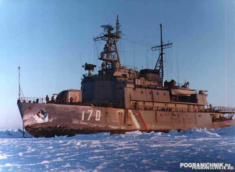 Камчатская бригада сторожевых кораблей