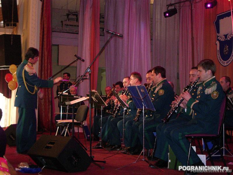 Оркестр ПВ ФСБ России