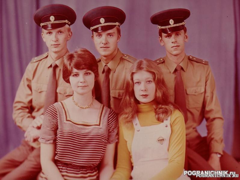 ОВВКУС выпуск 1979