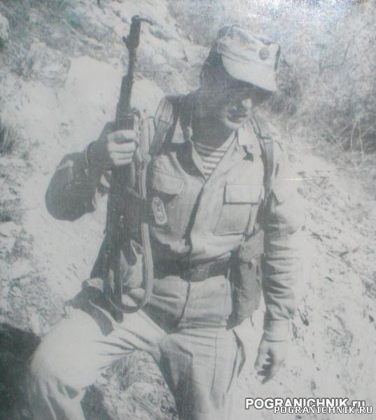 Алексей Меринов,  Куфаб, июнь 86