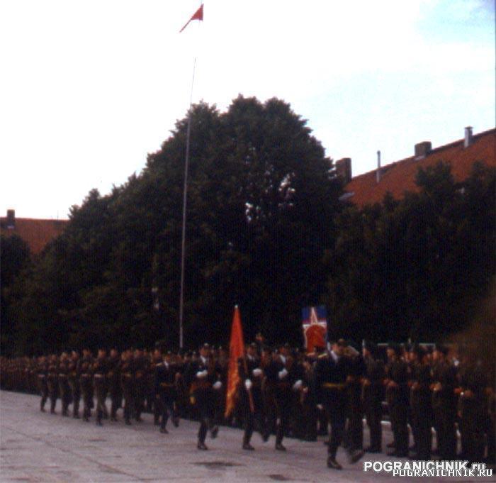 Багратионовск, ШСС, лето 1984