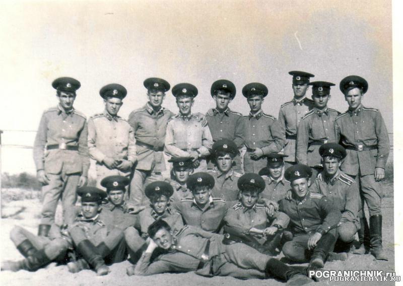 1 взвод 12 роты Выпуск 1990 года