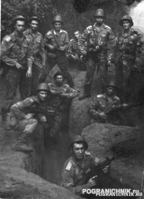 КЗакПО  ПАЗОВЫЙ  Усиленная  1985