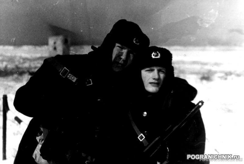 Анапа зима 1986-87 г.