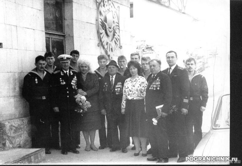 ПСКР Днепр Встреча с ветеранами