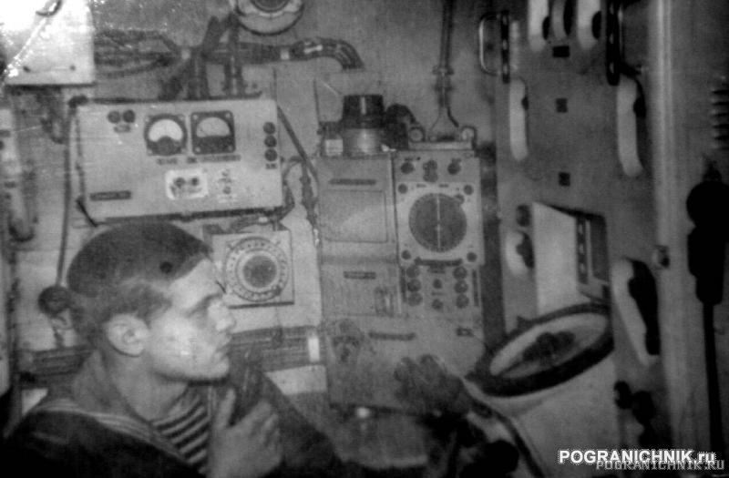 1970-1973 гг. Ветеранские фото. На страже Балтики.