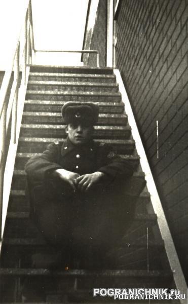 Ж.Д. вокзал г. Костомукши 85-87г.