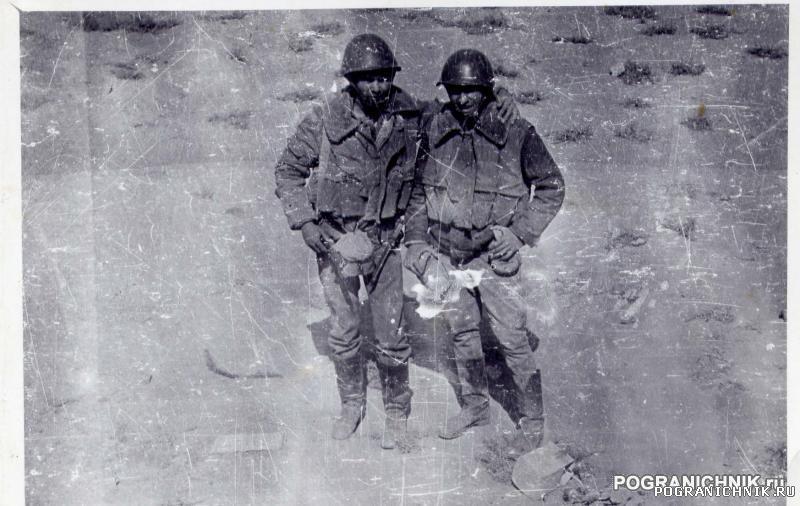 Кайсар.1983г.Перед выходом на операцию