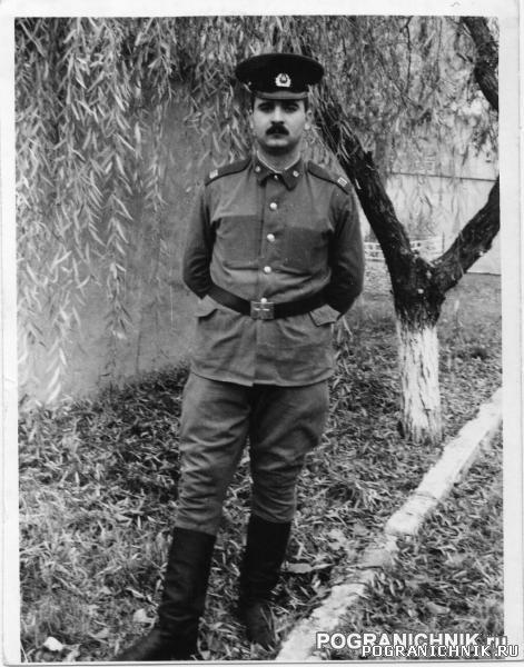 Иристон Тубеев