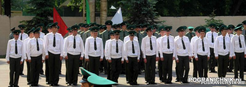 Выпуск офицеров 2006.