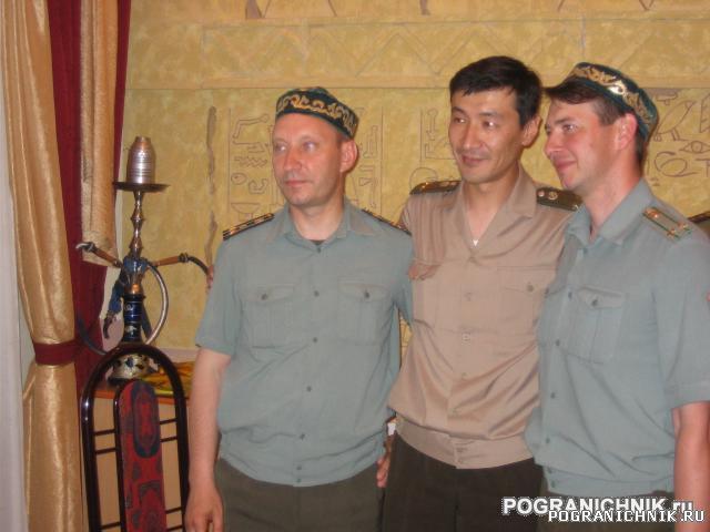 Встреча соседей. 20.06.2006 г. Павлодар