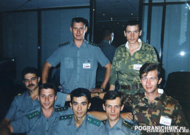 ОКПП Ташкент 3 Отделение 1996 год