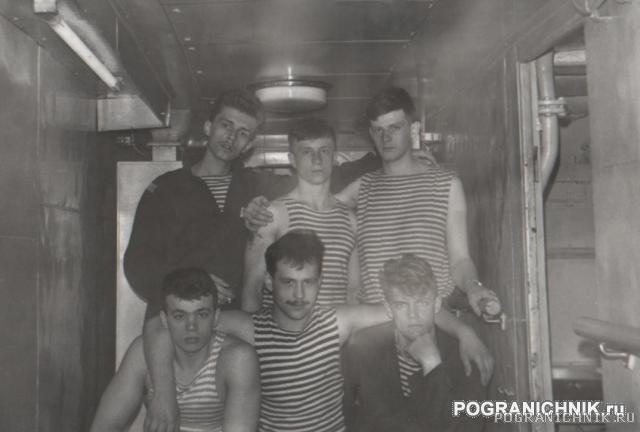 ПСКР ВОЛГА 1991_1993