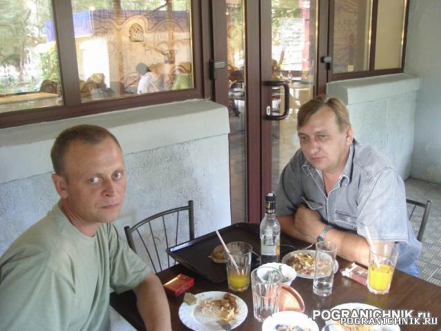 Иванов и Баталов.Встреча почти ч\з 20 лет 87г призыв Ры