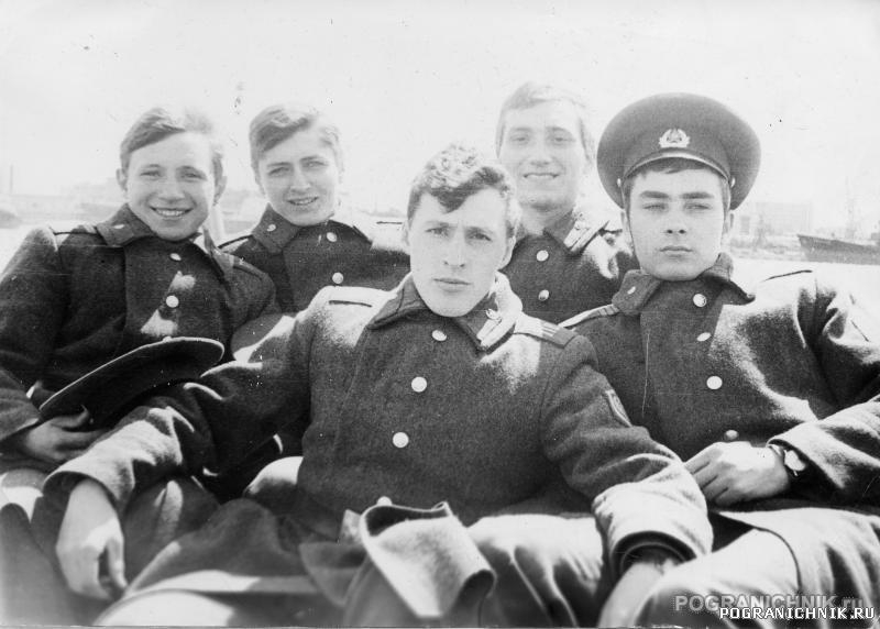 "ОКПП ""Ленинград"", 82-84 гг. На катере к морвокзалу"