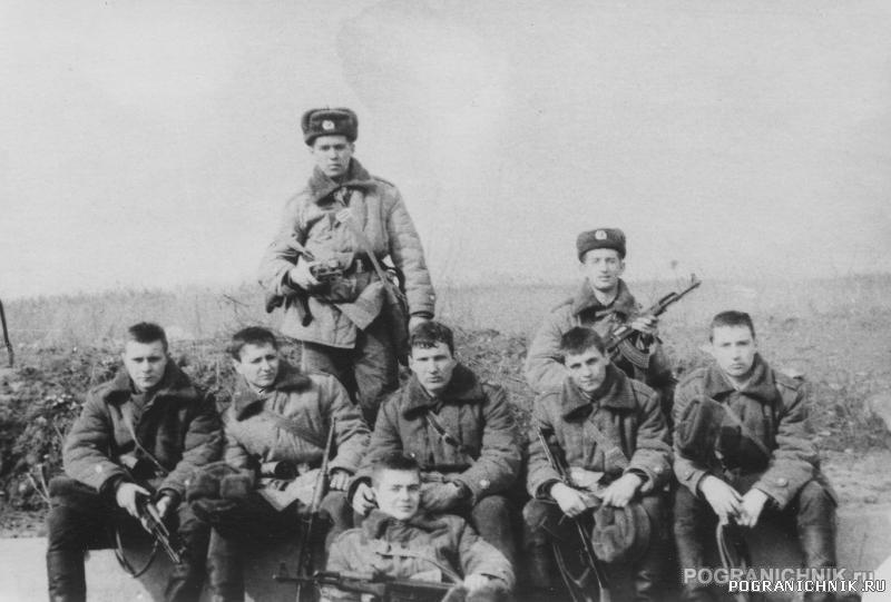 """ОКПП """"Ленинград"""", 82-84 гг. Стрельбы"""
