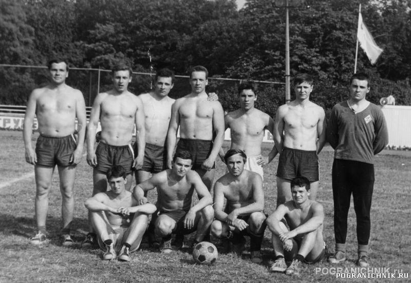 """ОКПП """"Ленинград"""", 82-84 гг. 1-е Отделение"""