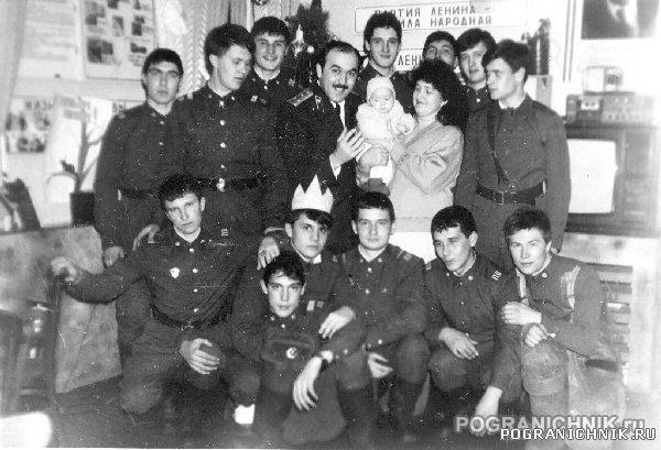 """Новый 1989 год на """"Русской"""""""