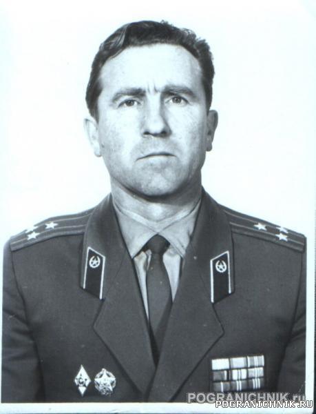 Комдив М. А. Прудько