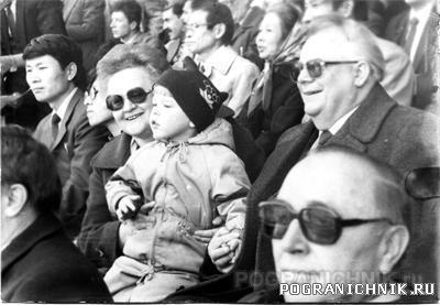 Чрезвычайный и Полномочный Посол СССР в ДРА 1987 г.