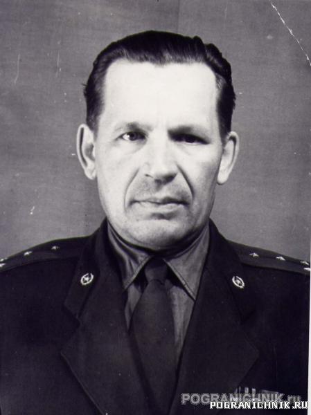 Захаров П.М. - ветеран Алакурттинского отряда