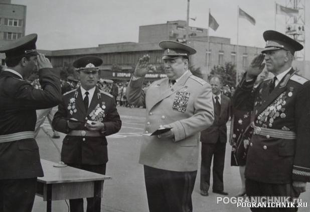 Голицыно конец 70-х