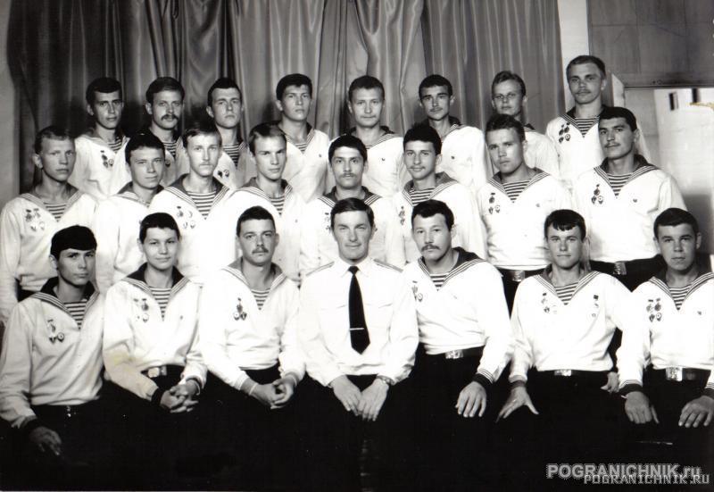 "ДМБ 1986 осень  (ПСКР ""Днепр"")"