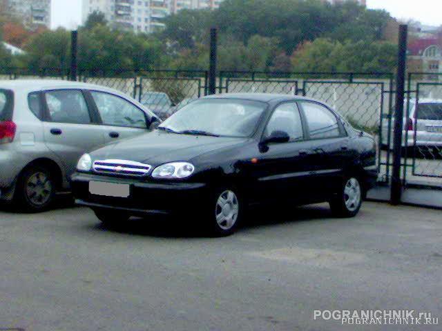 Моё авто. Алеко