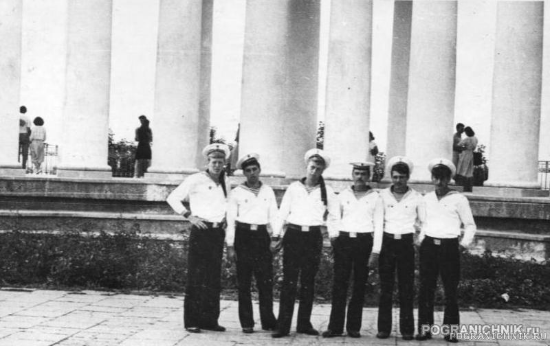 В Одессе, лето 1987 года