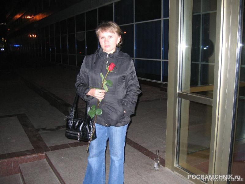 Встреча измаильцев в Иркутске 25.10.06
