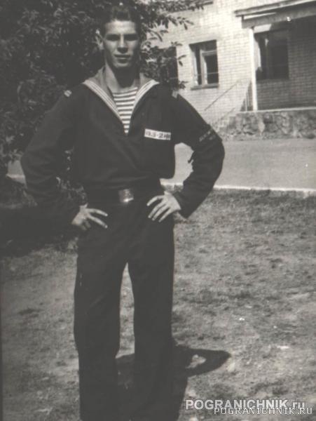Анапа, 63 рота (весна 1992 г.)