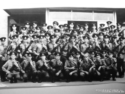Мардакяны(Баку-44) Присяга М-91 Учебка.Взвод радистов