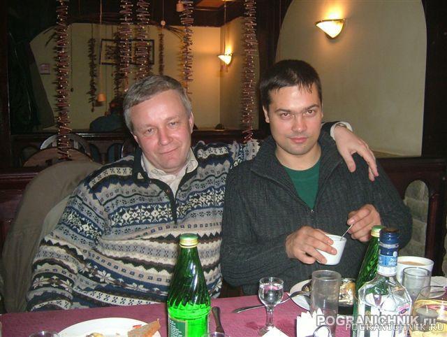 Встреча на 3-х летие форума в Петербурге