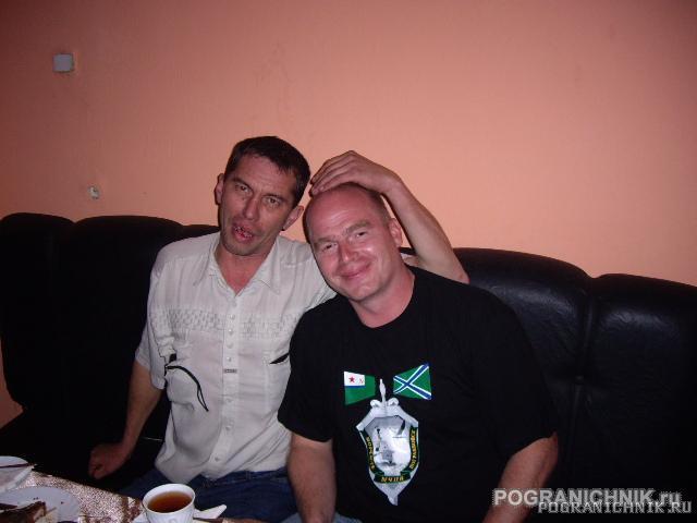 16 лет спустя (13.10.2006, Иркутск) Встреча измаильцев