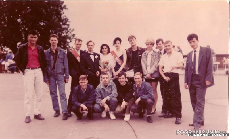 Выпуск 90-94 Свадьба СС Лебедева