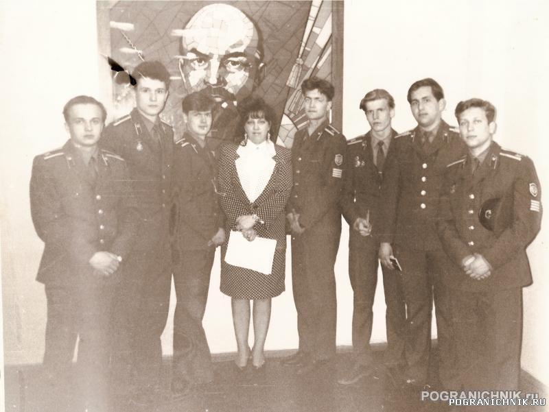 Выпуск 90-94 Команда КВН