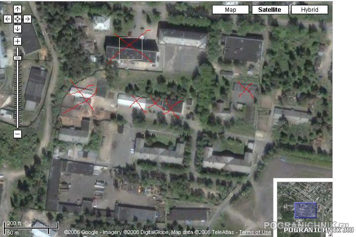 Петрозаводск. Школа радиотелеграфистов.