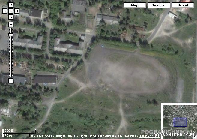 Петрозаводск. Стадион.