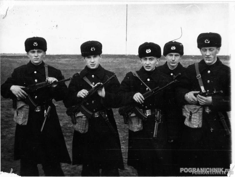 Анапа учебка декабрь1985г.полигон(школа комендоров)