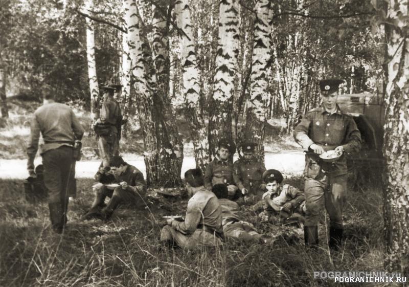 102 ПО, Выборг. Рота связи, 1987г.