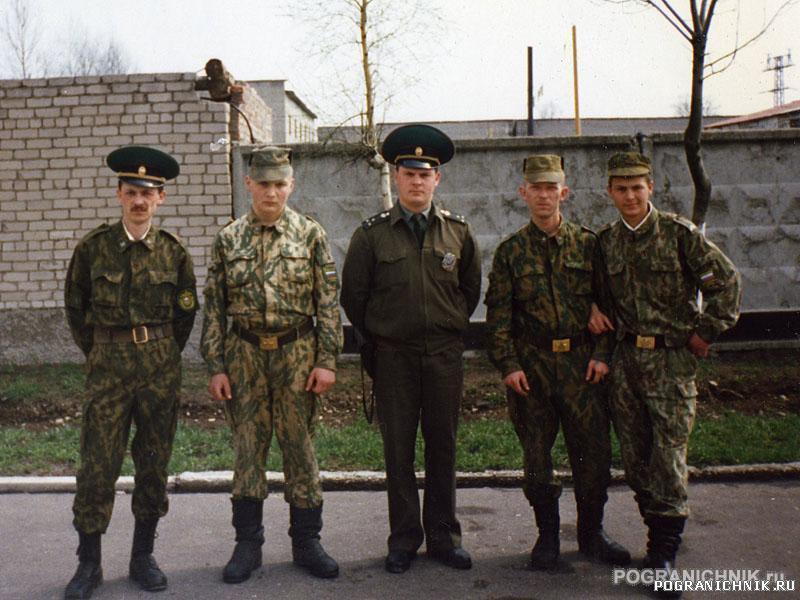 КППО в/ч 2114 1995г.