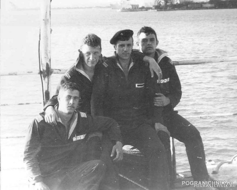 ДОК в Поти 1985 год