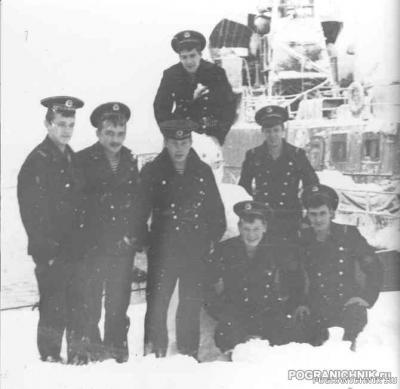 Батумский дивизион 1985 год