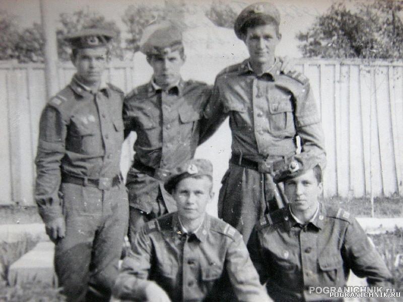 КДПО 5пз Тарабаровская 1982г