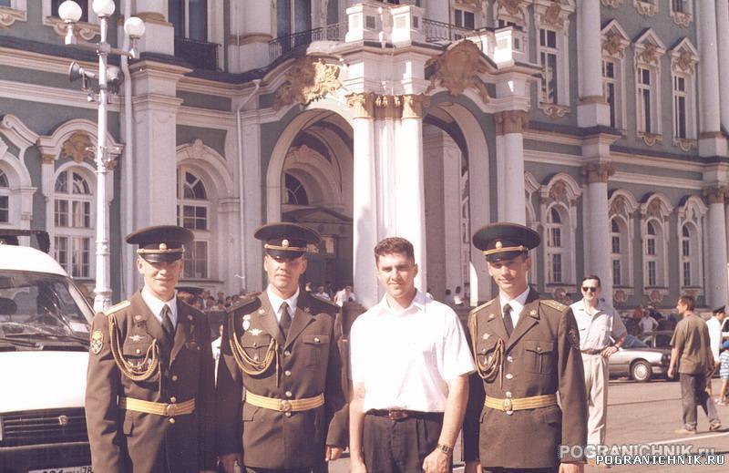 Парад к 100-летию образования ОКПС России