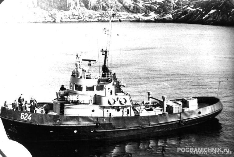 ПСКА-593 в Лодейной.